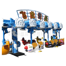Park Fun Flying <span class=keywords><strong>Tiger</strong></span> Rides Amusement Games Apparatuur Machine Speelgoed
