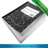 cheap book printing / embossed cover book printing