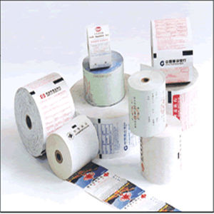 Thermal Pos Terminal Paper Till Rolls