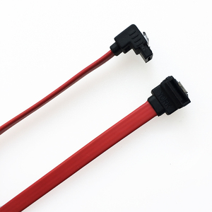 Latching 7P SATA cable For CD-ROM PC SSD HDD Hard Disk