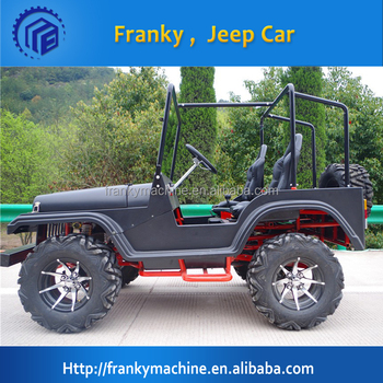 Aliexpress China Mini Jeep 125cc