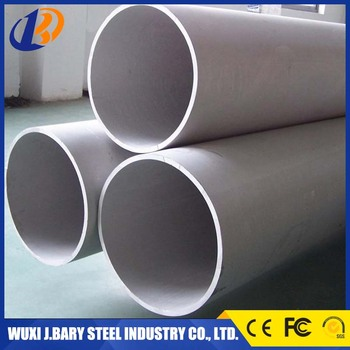 Sgs Certificate 443 Hot Drawing Stainless Steel Tube