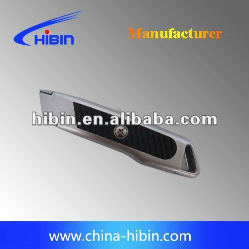 18mm safety knives for packing(HB8256)