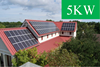 High efficiency 1kw 2kw 3kw 5kw solar power mounting system for your home with competitive price