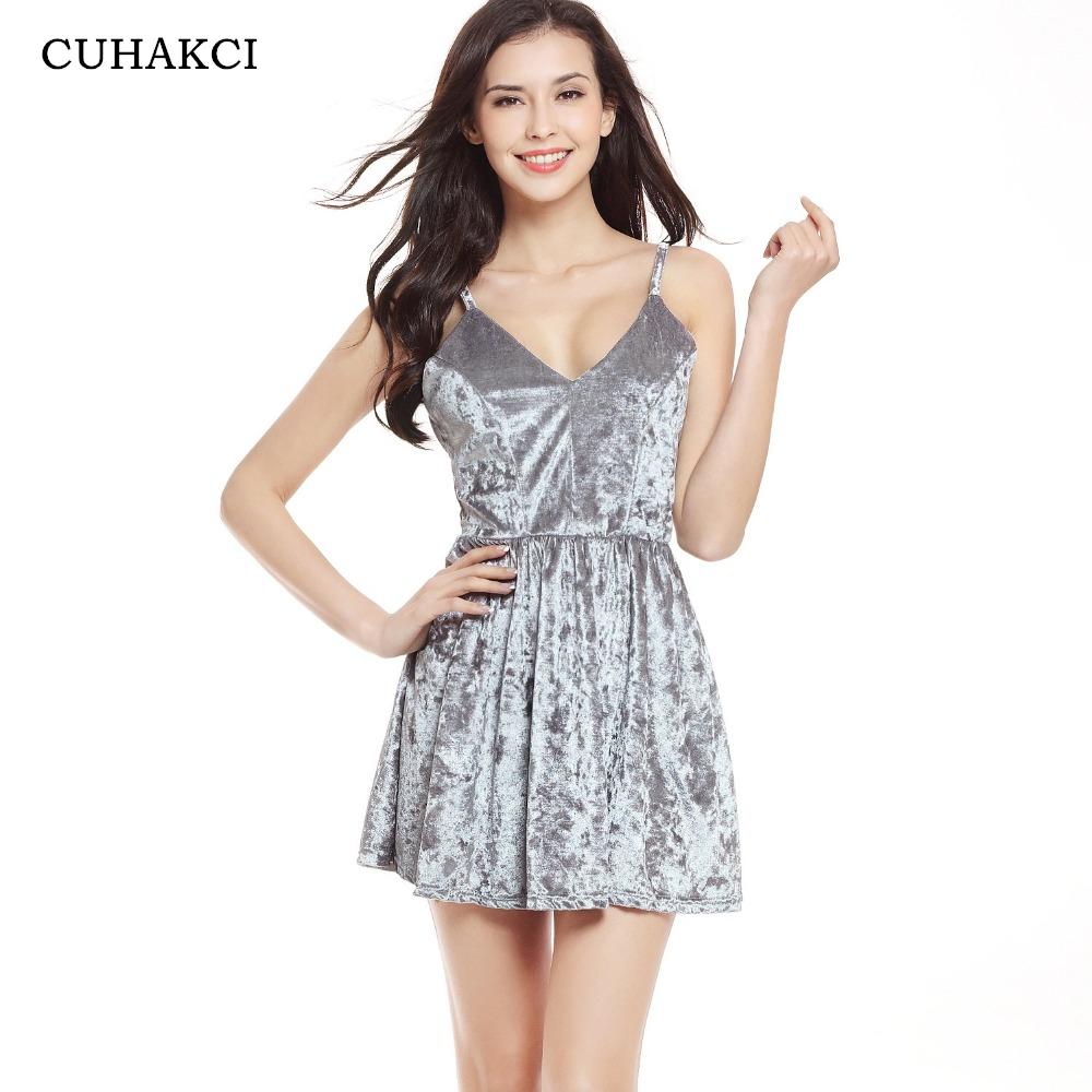 Großhandel kurzes silbernes kleid Kaufen Sie die besten kurzes ...