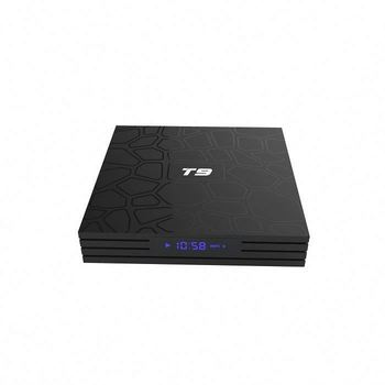 T9 Rockchip Rk3328 4cores H265  And 1080p Oem Smart Custom Firmware Android  Tv Box - Buy T9 Android Tv Box,Android Tv Box,Tv Box Product on