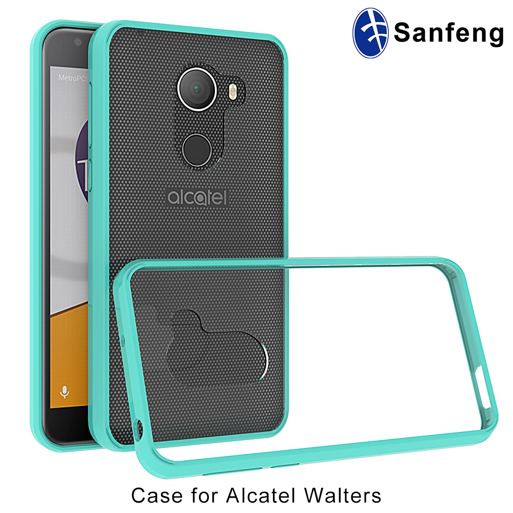 For Alcatel Walters Revvl Fierce Crystal <strong>Case</strong>, Candy Color Soft Cover TPU Bumper <strong>Case</strong>