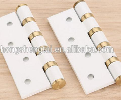 Color soft close door hinge producer supply stainless steel 180 degree door hinge with high quality for wood door pivot hinge