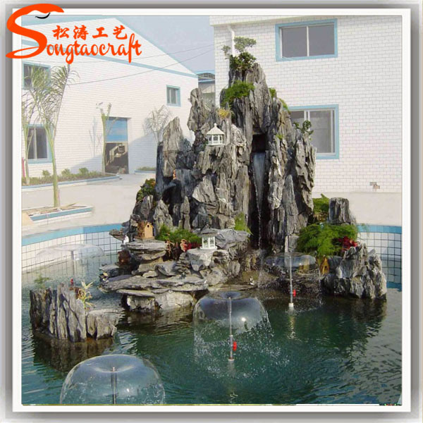 Lowes Indoor Water Fountains Resin Chinese Water Fountains Garden  Decorative Water Fountains