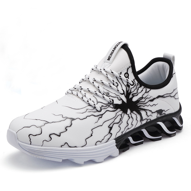 men ODM shoes OEM leather synthetic wholesale sport waterproof running 1KFqvpT
