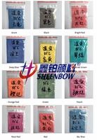 Sheenbow Thermochromic Pigment, Color Changing Pigment for Nail Gel Polish at 31 Degree Celsius