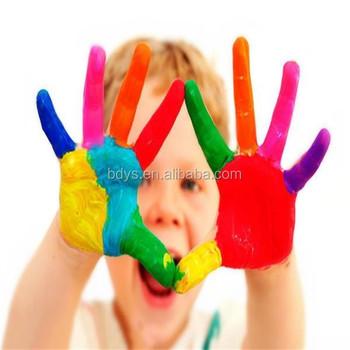 çocuklariçin Yüz Boyama Profesyonel Kolay Non Toksik Boya Vücut