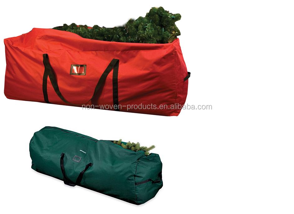 christmas tree bag christmas tree bag suppliers and manufacturers at alibabacom - Christmas Tree Bags