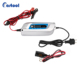CE GS approved Indoor Outdoor 12v 4A Fully Automatic 8 Steps Fully Automatic Battery Charger With Extension Cable Bundle