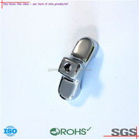 OEM ODM customized Good quality good stainless steel frame Bathroom parts /tape machined stainless steel fabrication