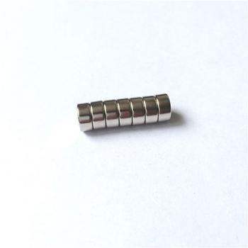 Newest sale energy saving electrical D8*3mm disc ndfeb rare earth magnet