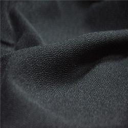 High class PA double dot woven fusible interlining for men's suits