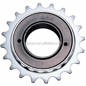 Steel bicycle freewheel sprocket wheel gear