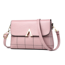 D6705 New Fashional Wholesale Designer Popular Brand PU Leather Shoulder Bags for Women