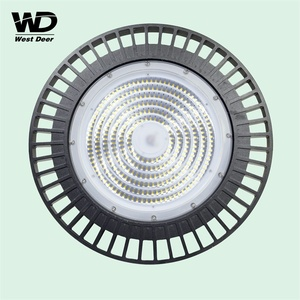 200w Ip65 130lm/w 6000k Cool White Ufo Led High Bay