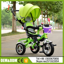 2015 Hot Sale Baby Tricycle/stroller Tricycle for kids/new model Baby stroller with CE certification