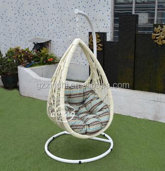 Neues Design Zwiebel Form Rattan Schaukel Buy Designer Moderne