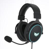 Newest developed RGB gaming headset similar to Hyper X