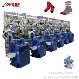 Commercial Used China Professional Sangiacomo Socks Making Equipment Soosan Sock Knitting Machines Price