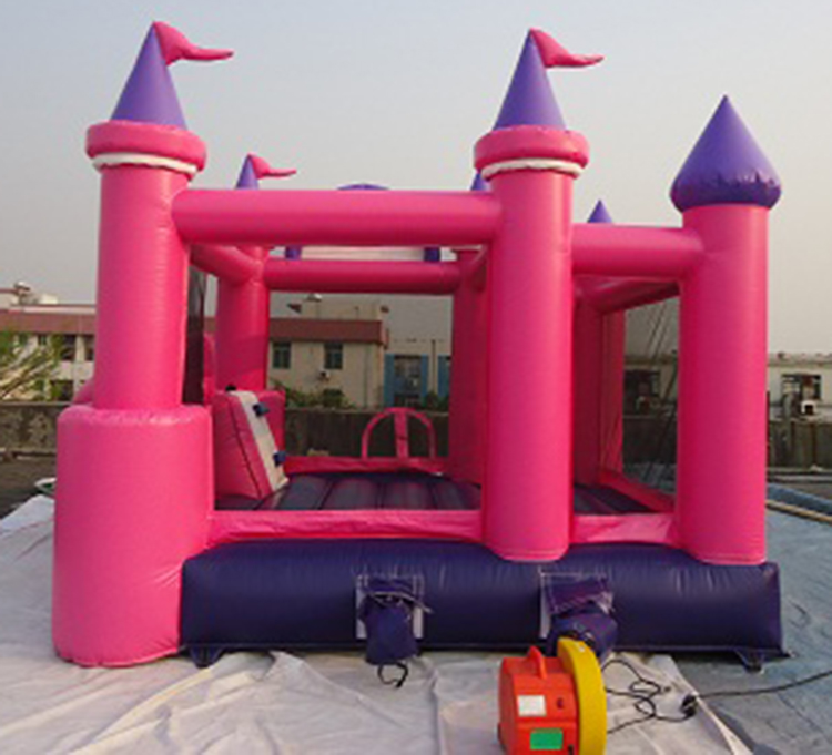 2019 Best sale PVC inflatable bouncer,small bouncing slide inflatable toys for kids