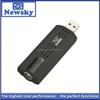 Terrestrial digital tv tuner dongle