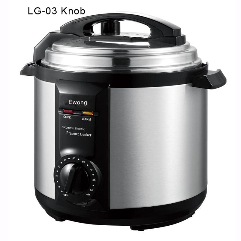 LG-03 Safely Multipurpose hot pot pressure cooker electric factory rice cooker