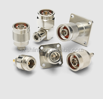 Type N Series RF Coaxial Connectors