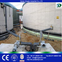 China Anaerobic Biogas Digester/Turnkey Biogas Power Plant