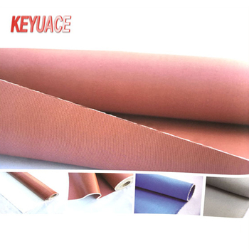 ab535f02106d Srf-pg Red Silicone Rubber Coated Fiberglass Fireproof Cloth - Buy ...
