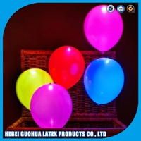 Beautiful and lovely hot sell decorative large led balloon light