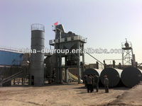 LB Series Stationary Asphalt Mixing Plant 20-320 t/h