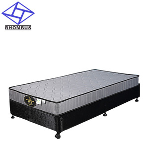 Cheap Price Hostel Student Bed Foam Bonnell Spring Mattress Jt1810