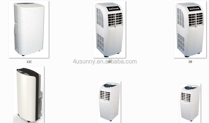 12000btu Cooling and Heating Portable Air Conditioner