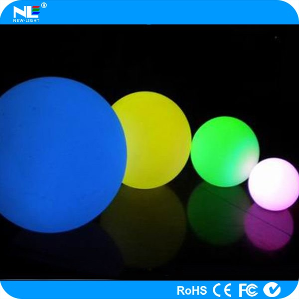 Portable And Mobile Led Remote Control Light Ball / Magic Remote ...