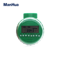 Manhua MJ15 Battery Powered Programmable Hose Faucet Rup Garden Irrigation Water Timer