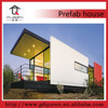 Finished Modern Luxury Prefab Steel House / Container House / Light Steel Frame Structure