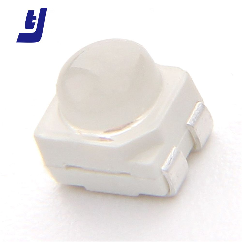 hot sale high brightness smd led 3528 with lens for traffic light