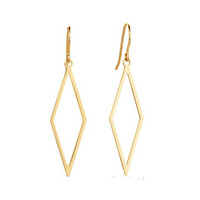 new fashion accessories stainless steel jewelry large simple gold designs fashion hoop dangle earrings