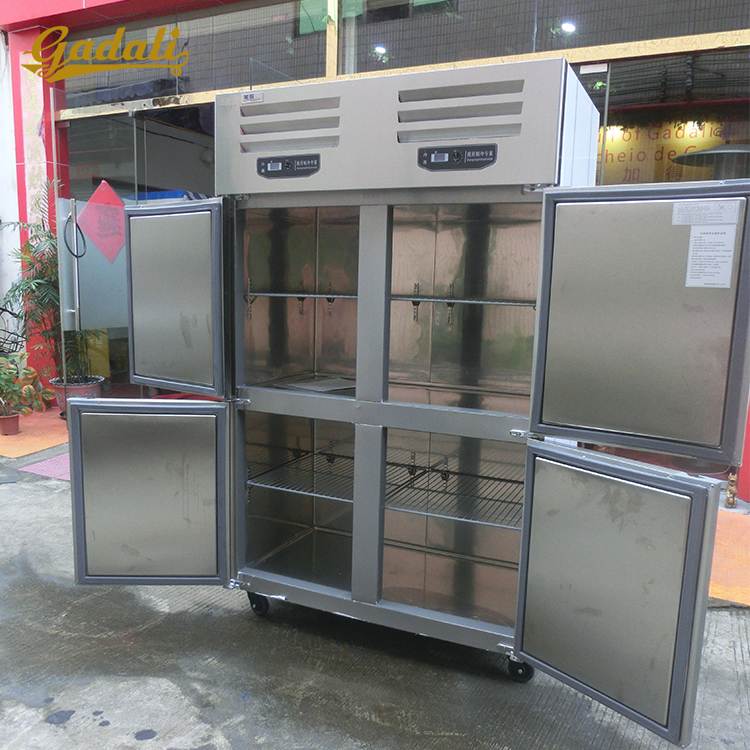 2018 Professional powered commercial stainless steel blast freezer quick,continuous chest freezer white prices for ice cream