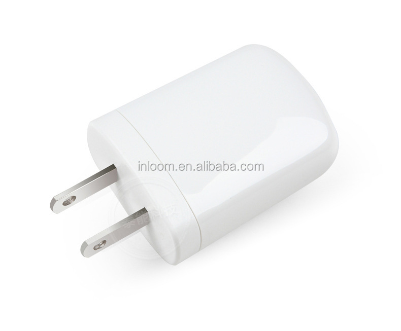 UL certification US Plug 5V1A USB Iphone Charger Wall Power <strong>Adapter</strong> for ipad iPhone Samsung HTC Cell Phones