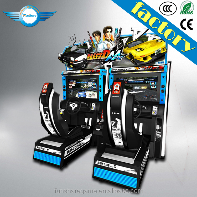Funshare Initial D Arcade Stage 7 / Racing Machine Games