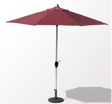 Vierkante polyester top romeinse paraplu met aluminium frame koffie winkel outdoor chinese <span class=keywords><strong>parasol</strong></span>