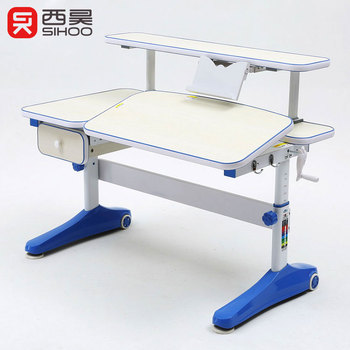Kids Furniture Whole Home Used Non Toxic Ergonomic Child Reading Table For Boys