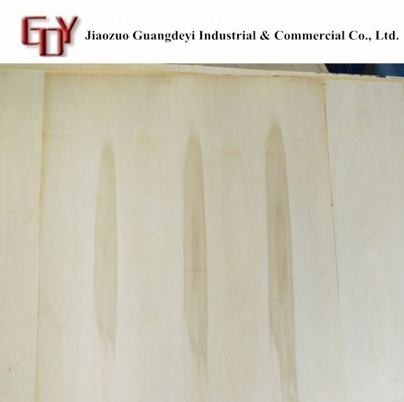 Best quality bendable plywood home depot/0.6mm veneer faced plywood