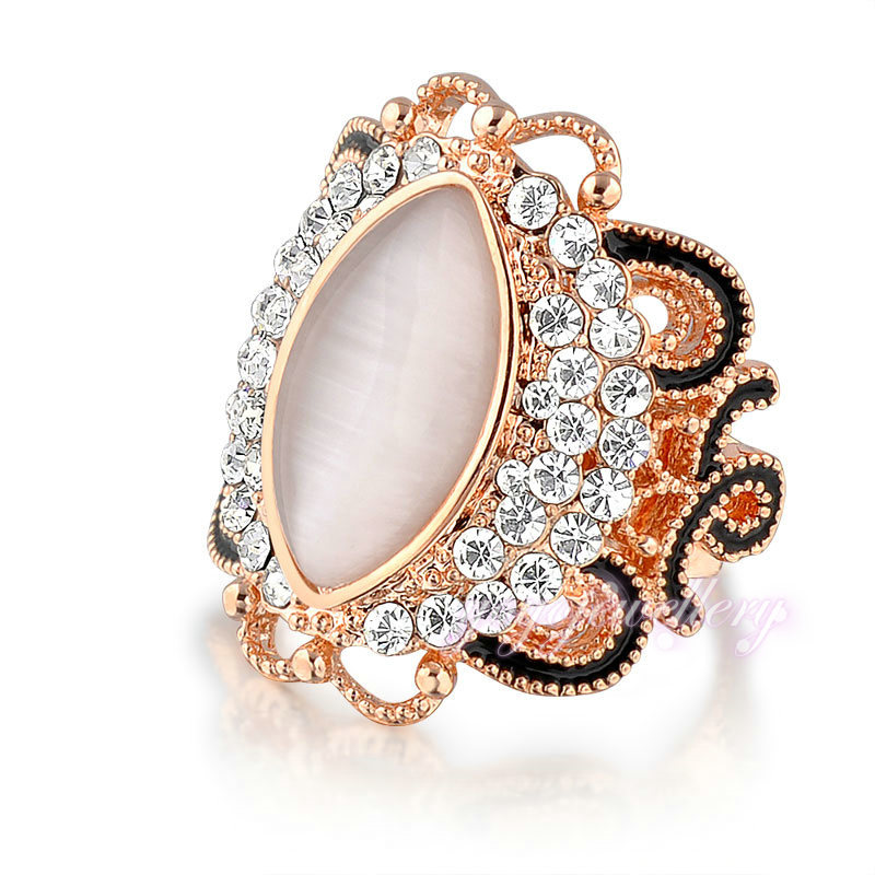 wholesale fashion jewelry new design ladies gold single stone ring designs